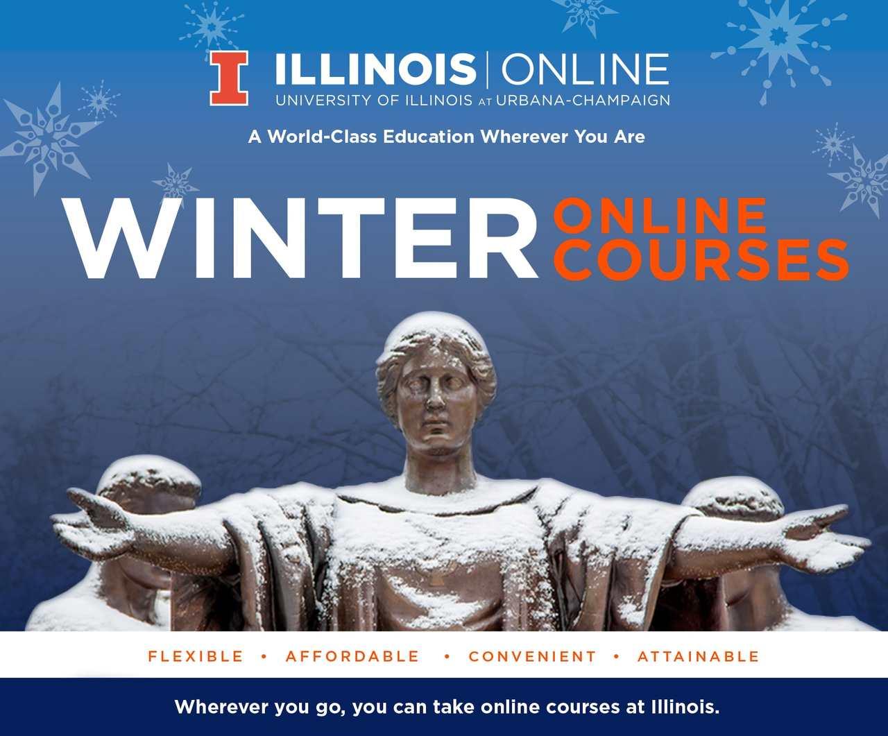 Winter Session | Online Classes | University of Illinois at Urbana ...